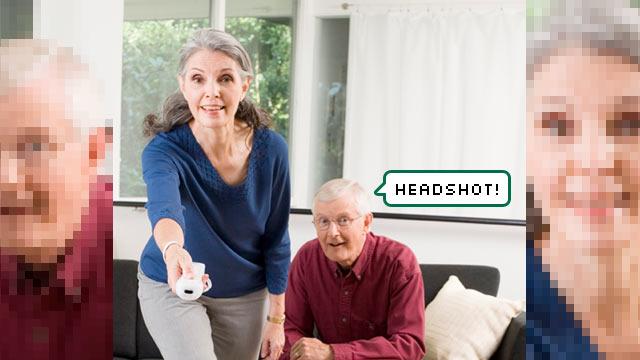 gamer parents - headshot