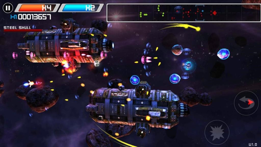 syder arcade hd- gameplay screenshot - 2