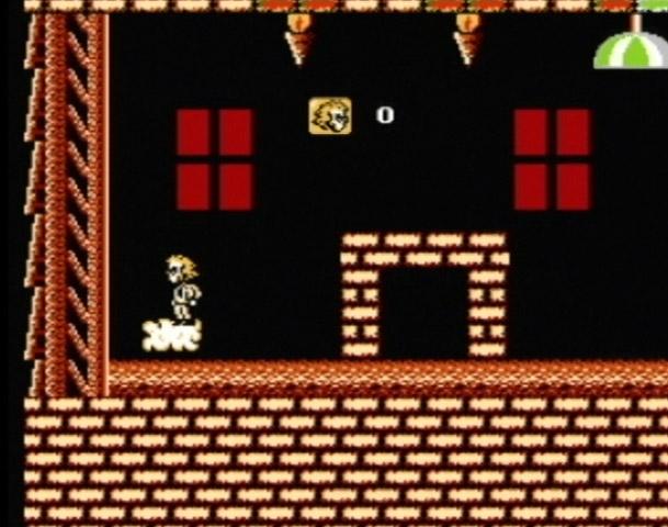 Beetlejuice - NES