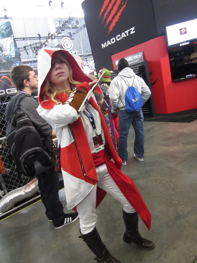 PAX East 2013 Cosplay