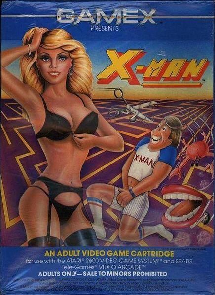 X-Man Adult game