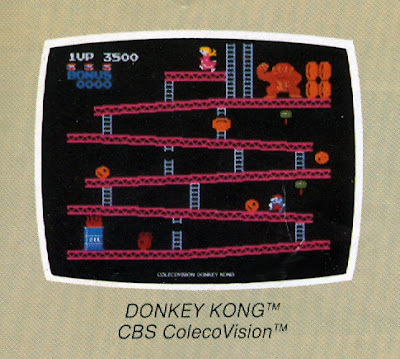 Donkey Kong collection