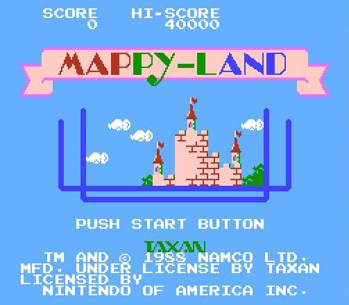 Mappy-Land-