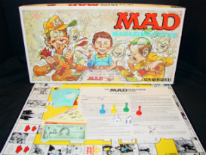 The MAD Magazine Game