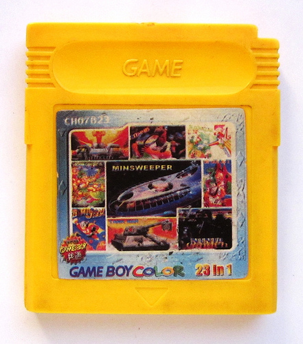 GameBoy Color 23
