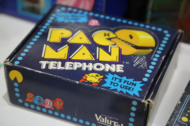 Pac-Man Telephone