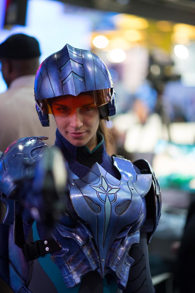 Lovely Ladies of E3