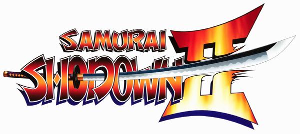 samurai shodown 2 logo