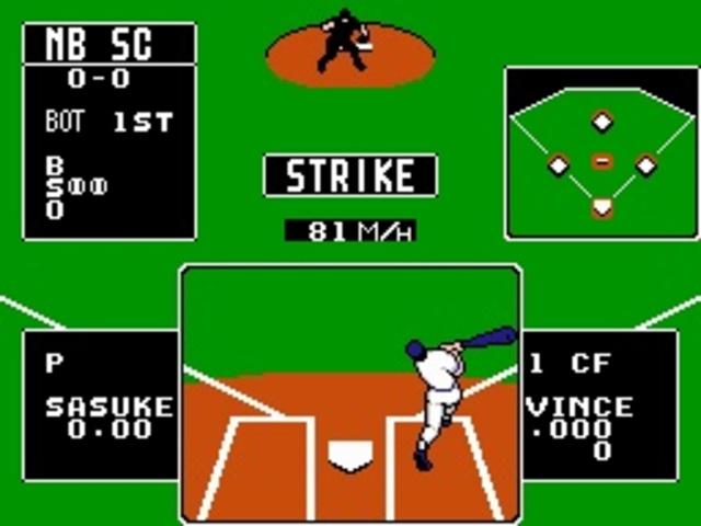 Baseball Stars 2 - nes