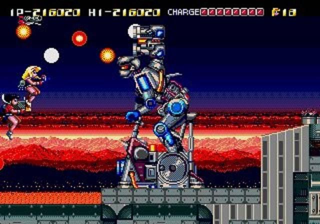 Battle Mania - Sega Genesis