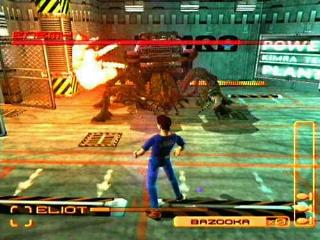Blue Stinger - Sega Dreamcast