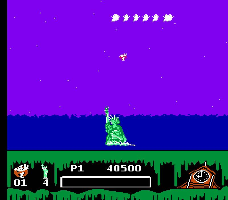 Ghostbuster 2 - NES