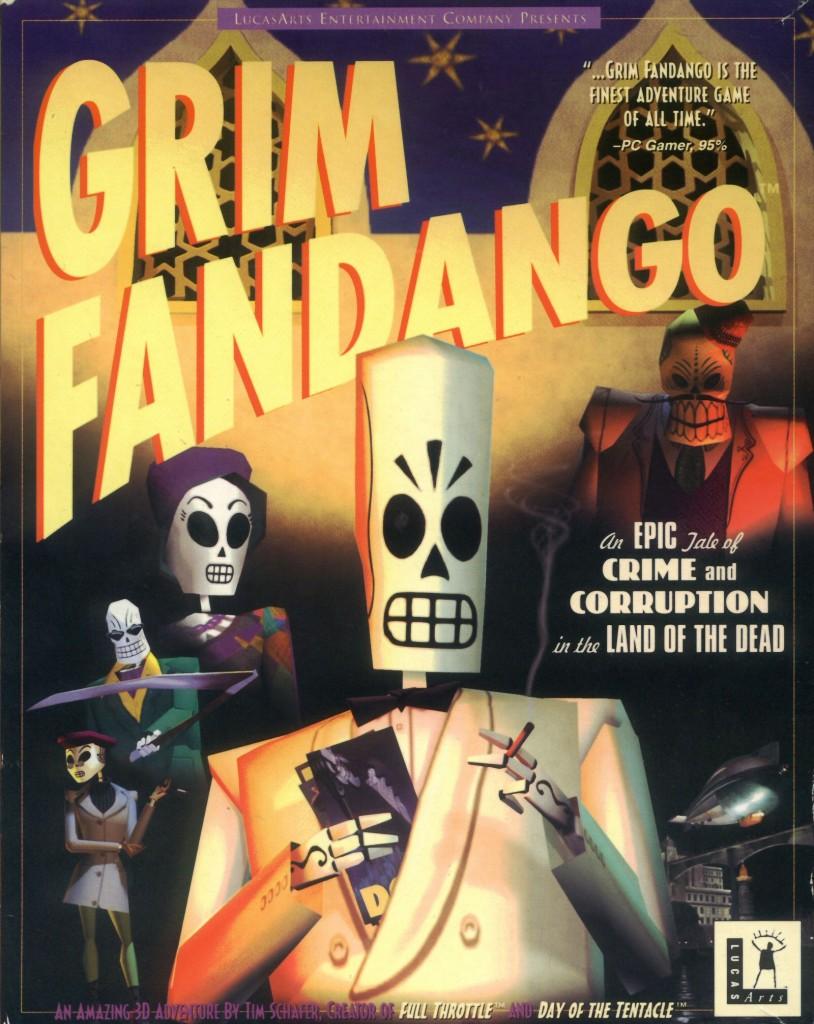 Grim-Fandango - PC