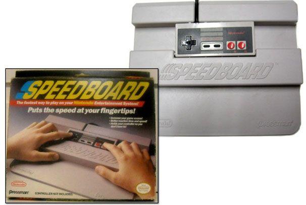 NES Speedboard