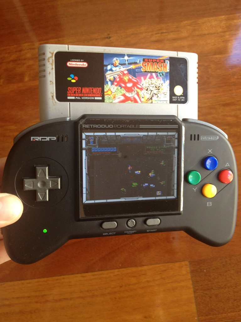 Retro Duo Portable