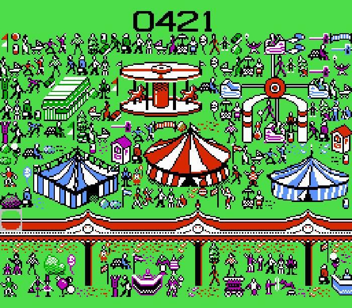 Wheres Waldo - NES