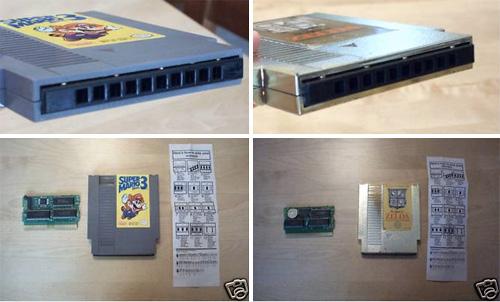 The NES cartridge Harmonica