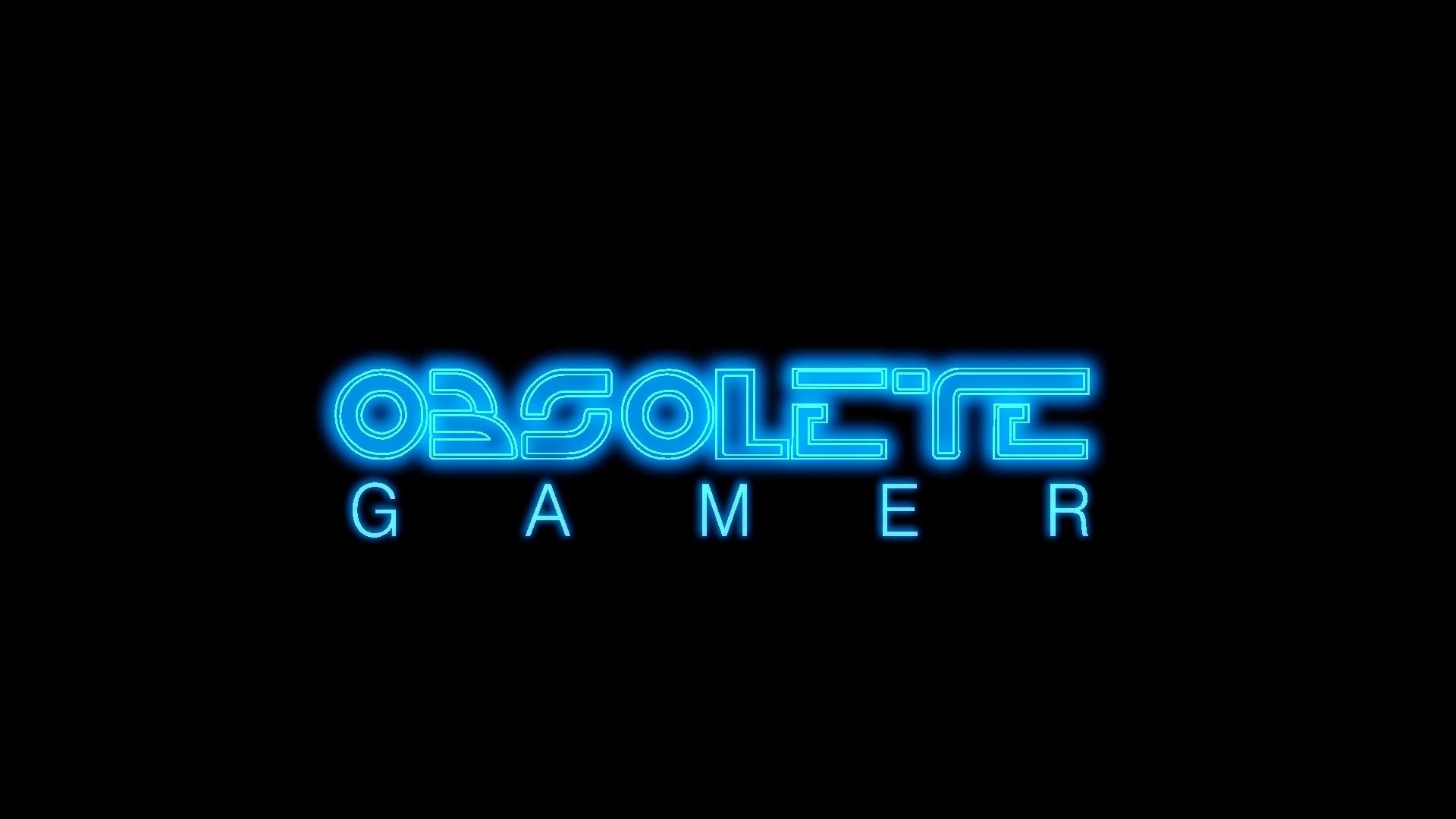 obsolete gamer logo