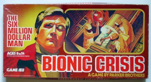 The Six Million Dollar Man: Bionic Crisis