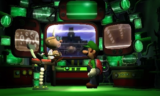 Luigis Mansion - Gamecube