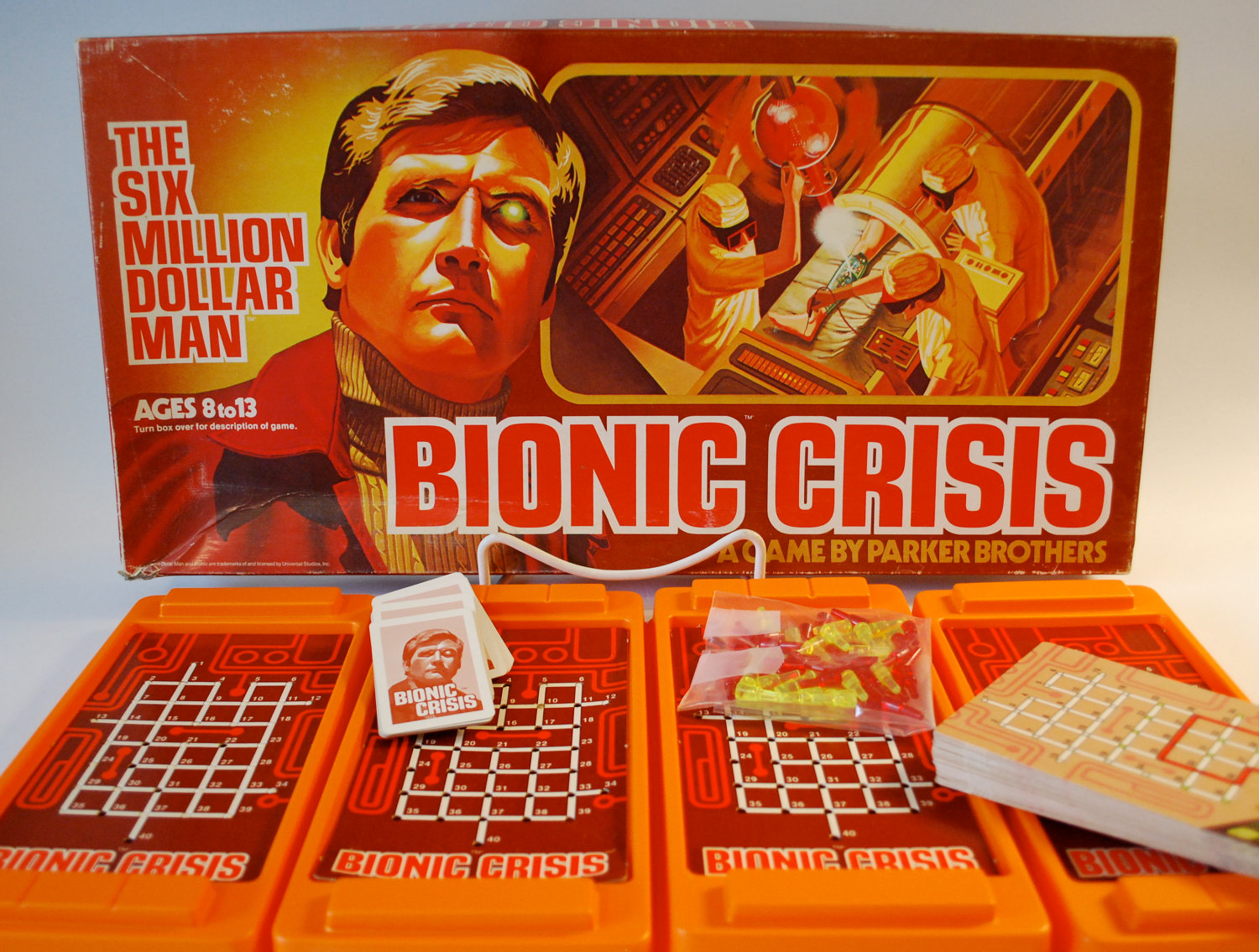 The Six Million Dollar Man - Bionic Crisis