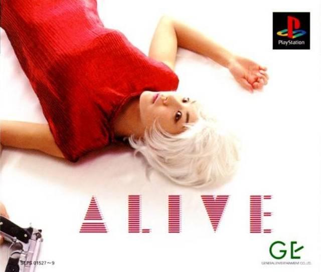 Alive - FMV - PSONE