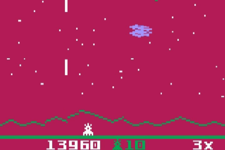 Astrosmash - Intellivision