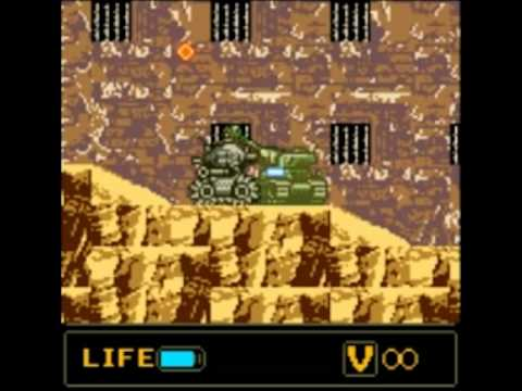 Metal Slug - 1st mission