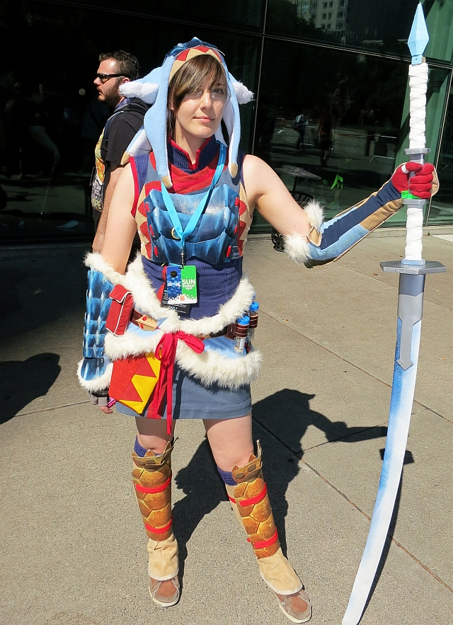 Pax Prime Cosplay 2013