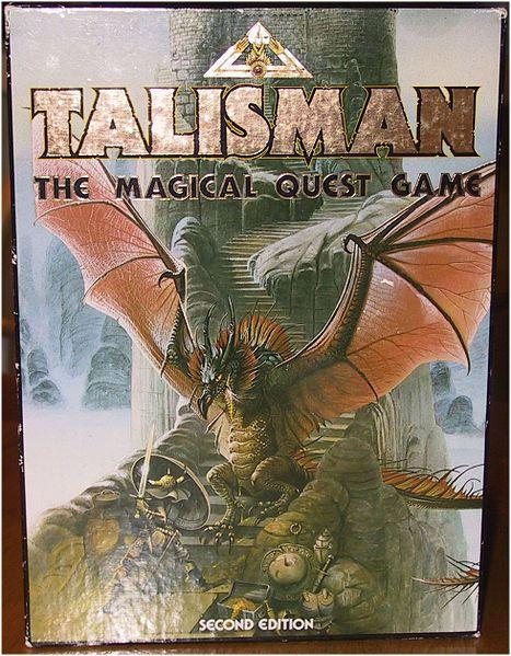 TalismanBoardgame