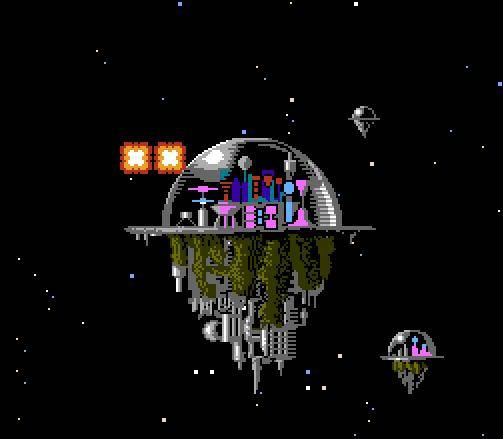 Air Fortress - NES