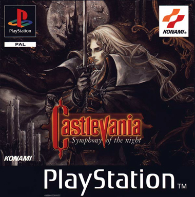 Castlevania- Symphony of the Night-