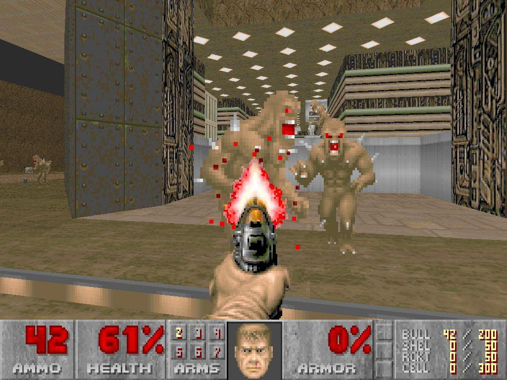 Doom - Gameboy Advanced