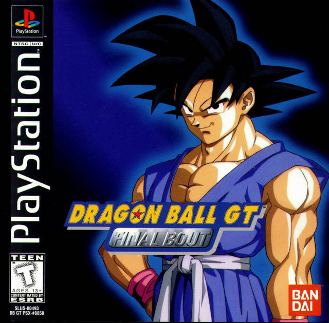 Dragonball GT - Final Bout