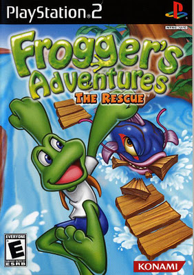 Frogger adventures