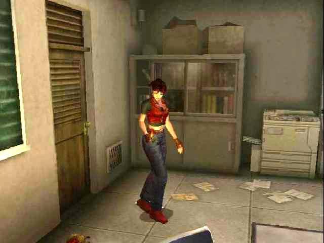 Resident Evil - Code Veronica