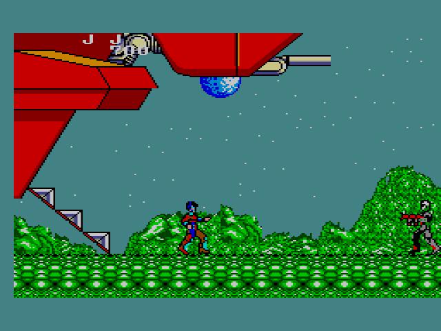 Zillion - Sega Master System
