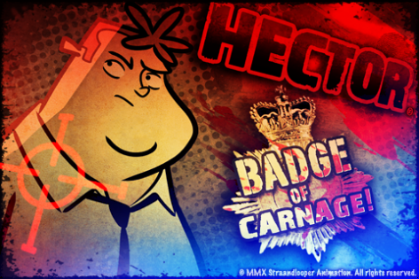 Hector Badge of Carnage