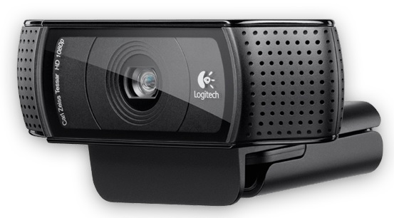 Logitech HD Pro Webcam C920 Review