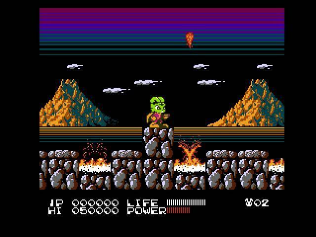 Bucky O'Hare - NES