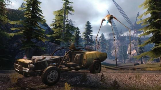 Half Life 2 - Episode 2 - Xbox 360