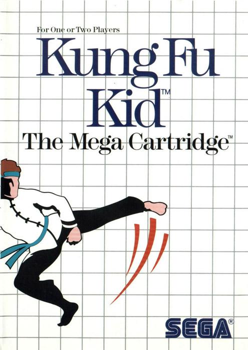 Kung Fu Kid - Sega Master System
