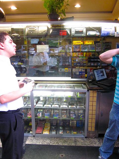 Retro Gaming in Brasil