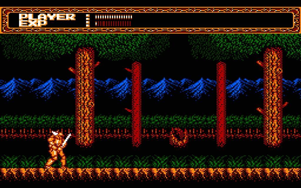 Sword Master - NES