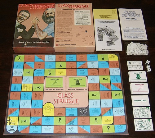 class struggle - avalon hill