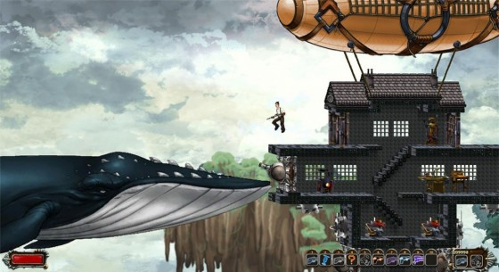 windforge gameplay screenshot