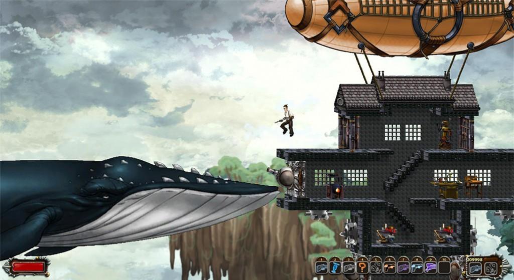 windforge gameplay screenshot