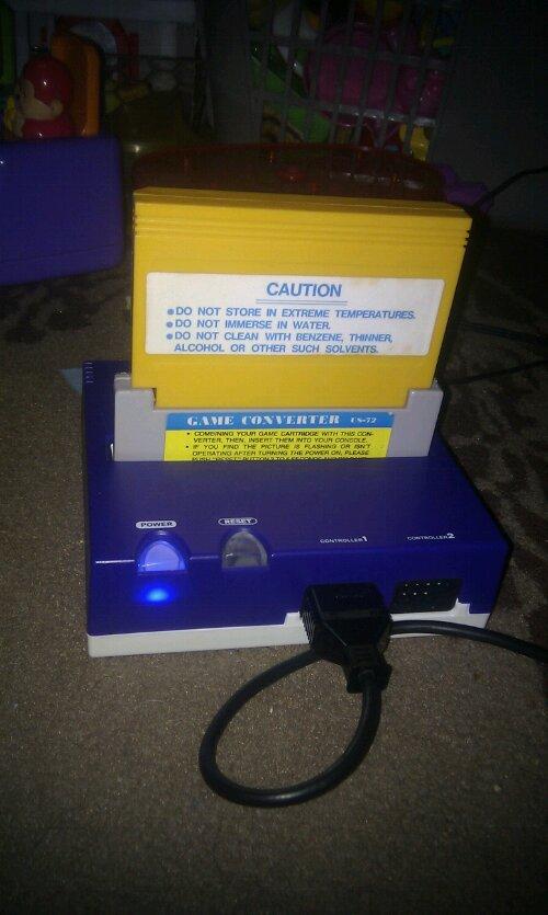 Pipe V - Famicom