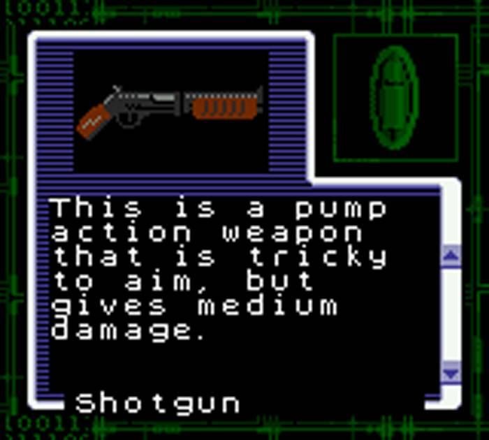 Resident Evil -Gaiden