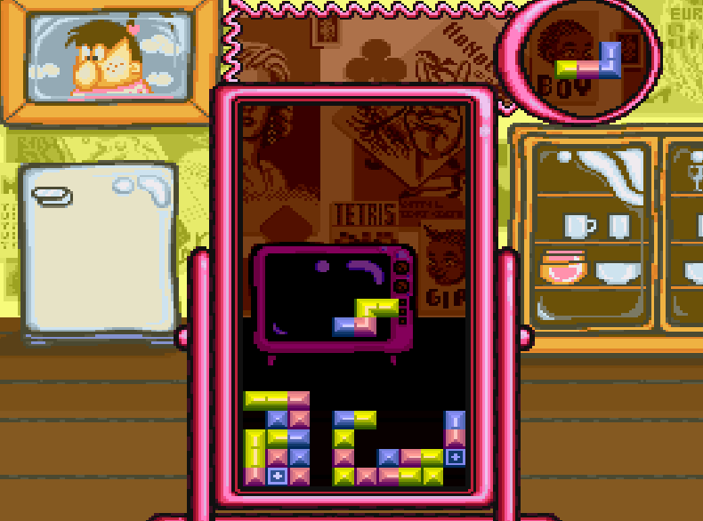 Tetris 2 Super nintendo